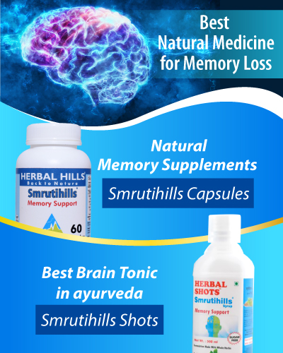 Ayurvedic Medicine for Memory and Concentration