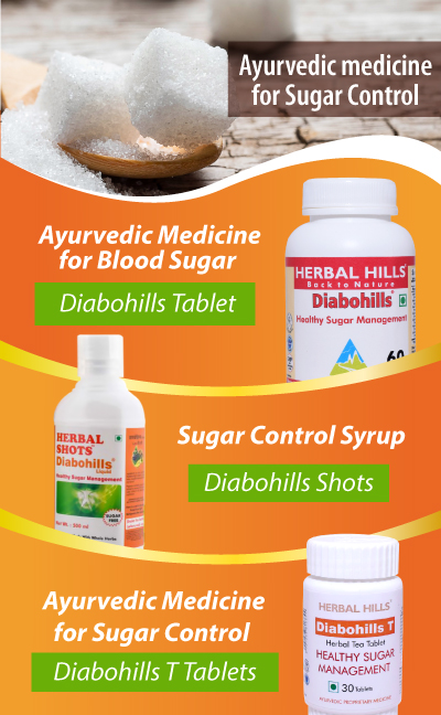 Ayurvedic Medicine for Sugar Control