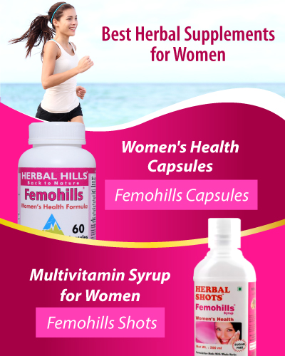Women Health Supplements