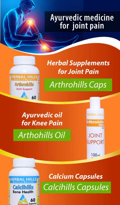 Ayurvedic Medicine for Knee Pain